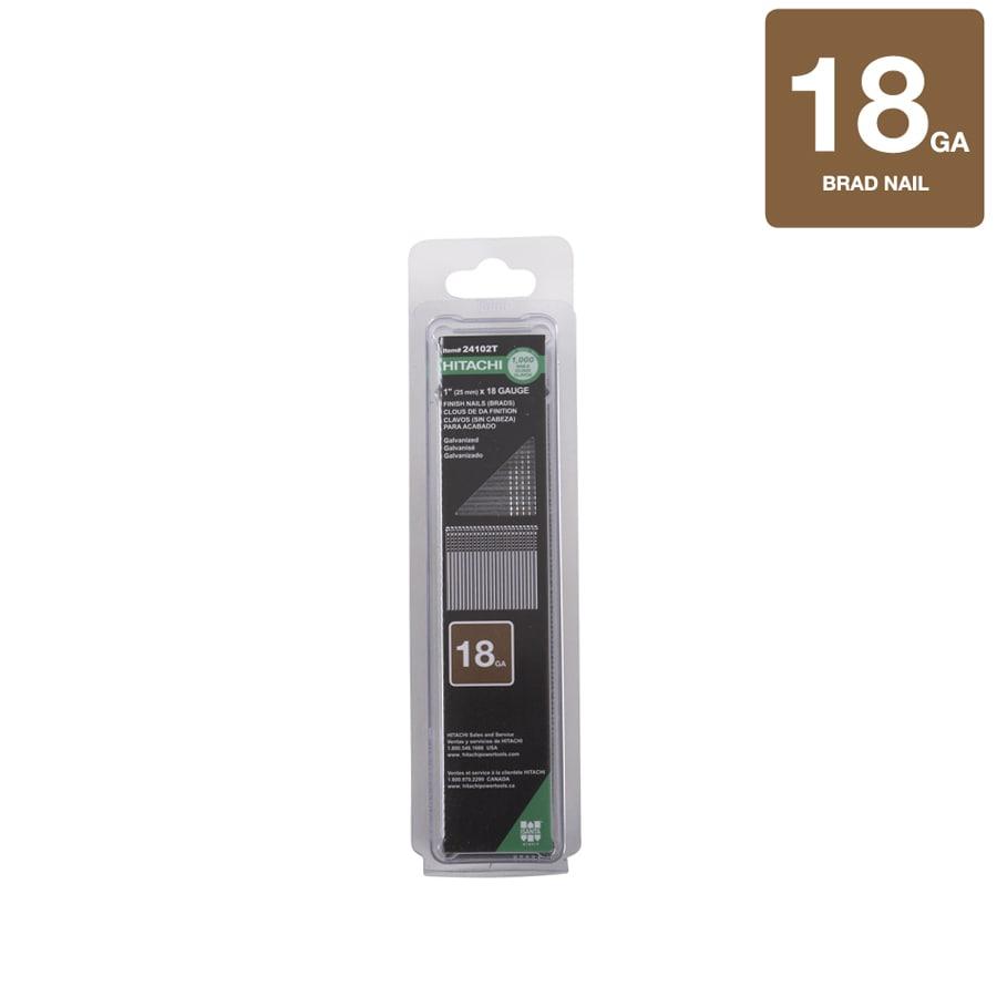 Hitachi 1000-Count 1-in Finishing Pneumatic Nails
