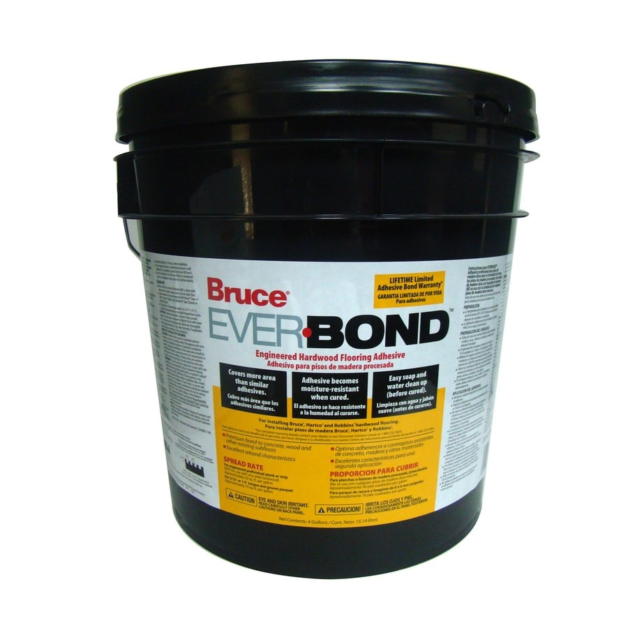 Bruce 4-Gallon Trowel Hardwood Adhesive