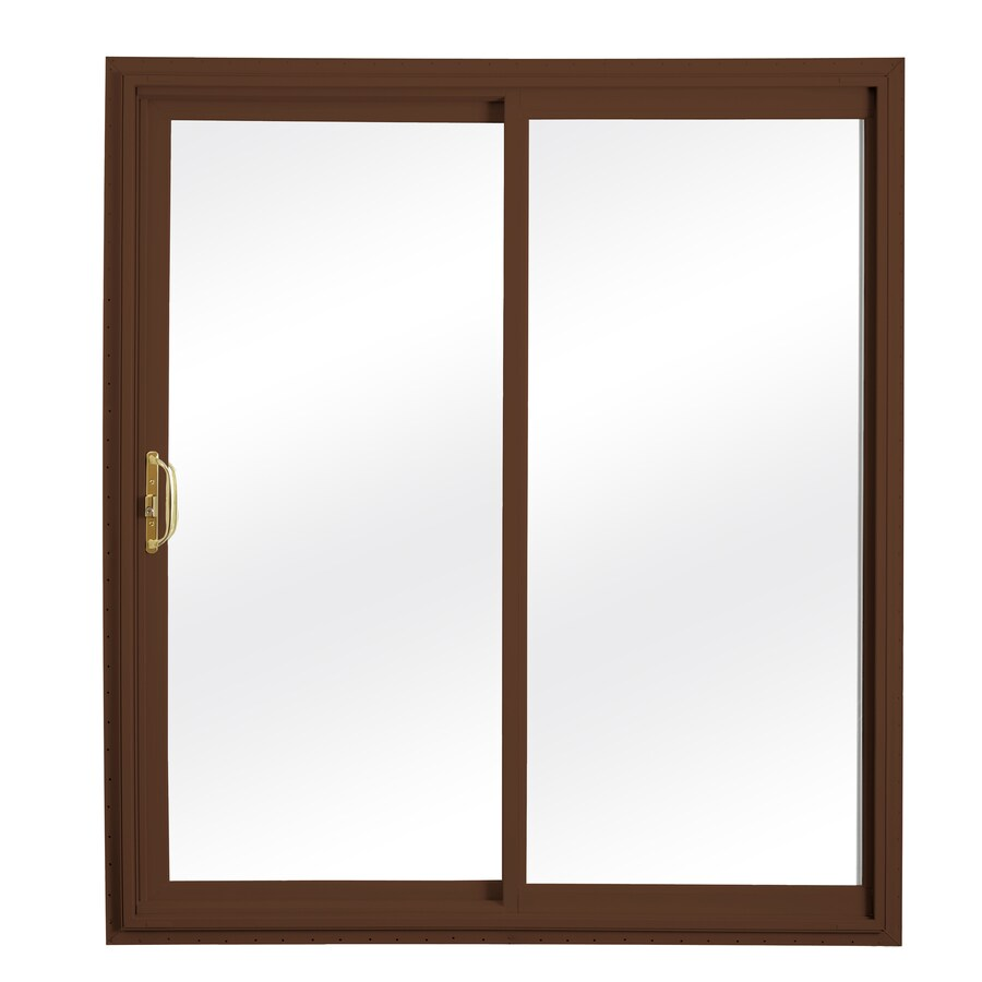 shop reliabilt 332 series clear glass wh int