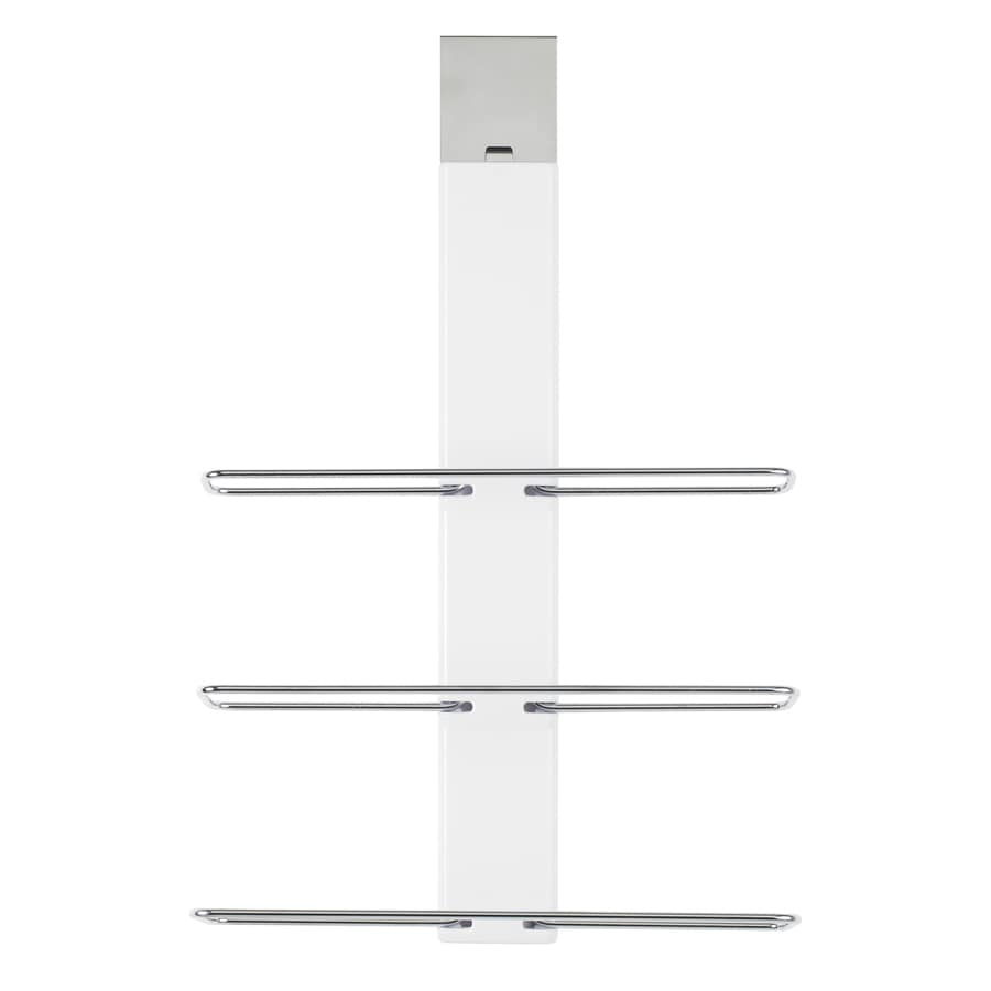 OXO White Rack Towel Bar (Common: 28-in; Actual: 28-in)