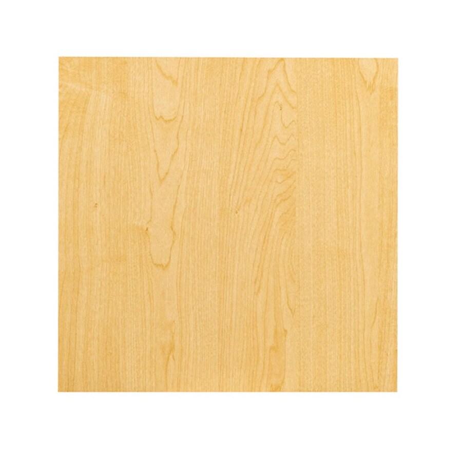 KraftMaid 16.625-in x 0.75-in Natural Birch Cabinet Shelf Kit