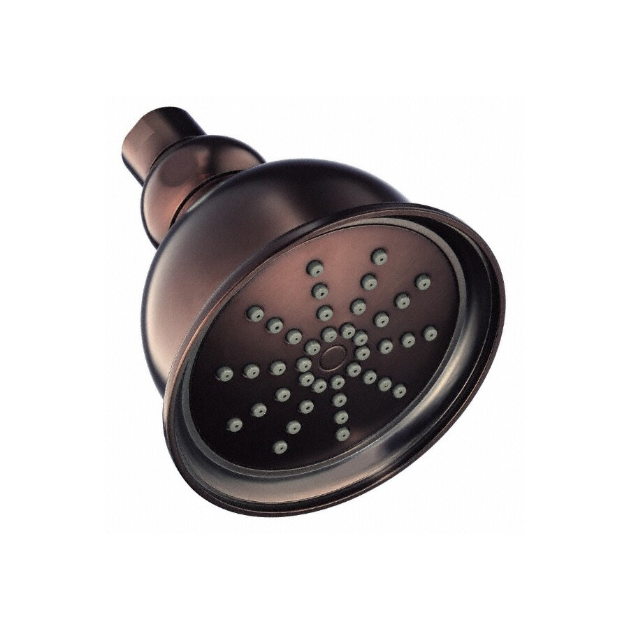 Danze 4-in 2.5-GPM (9.5-LPM) Oil-Rubbed Bronze Showerhead