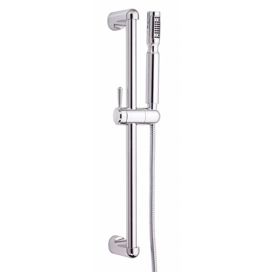 Danze Showerstick 3-in 2.5-GPM (9.5-LPM) Chrome 1-Spray Hand Shower