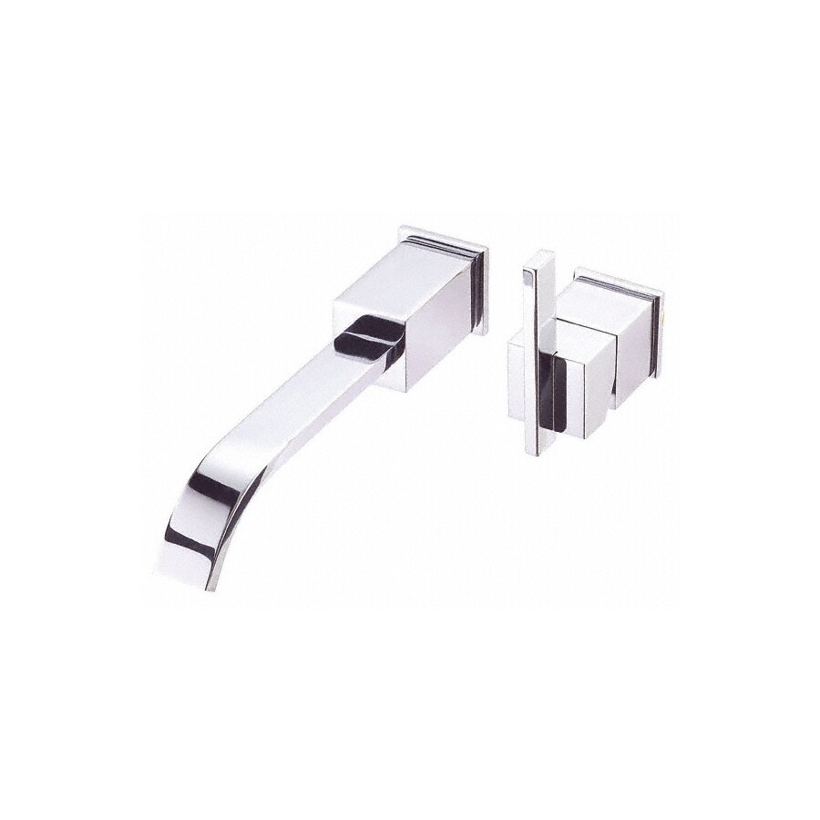 Danze Sirius Chrome 1-Handle Widespread WaterSense Bathroom Sink Faucet (Drain Included)