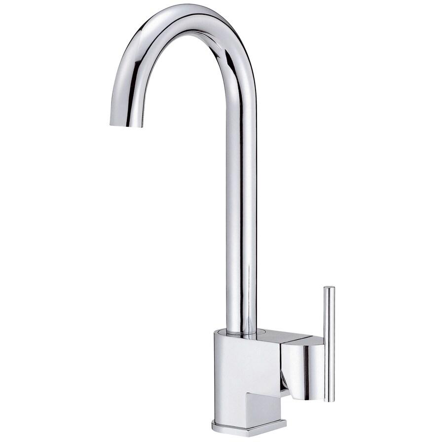 Danze Como Chrome 1-Handle Bar and Prep Faucet