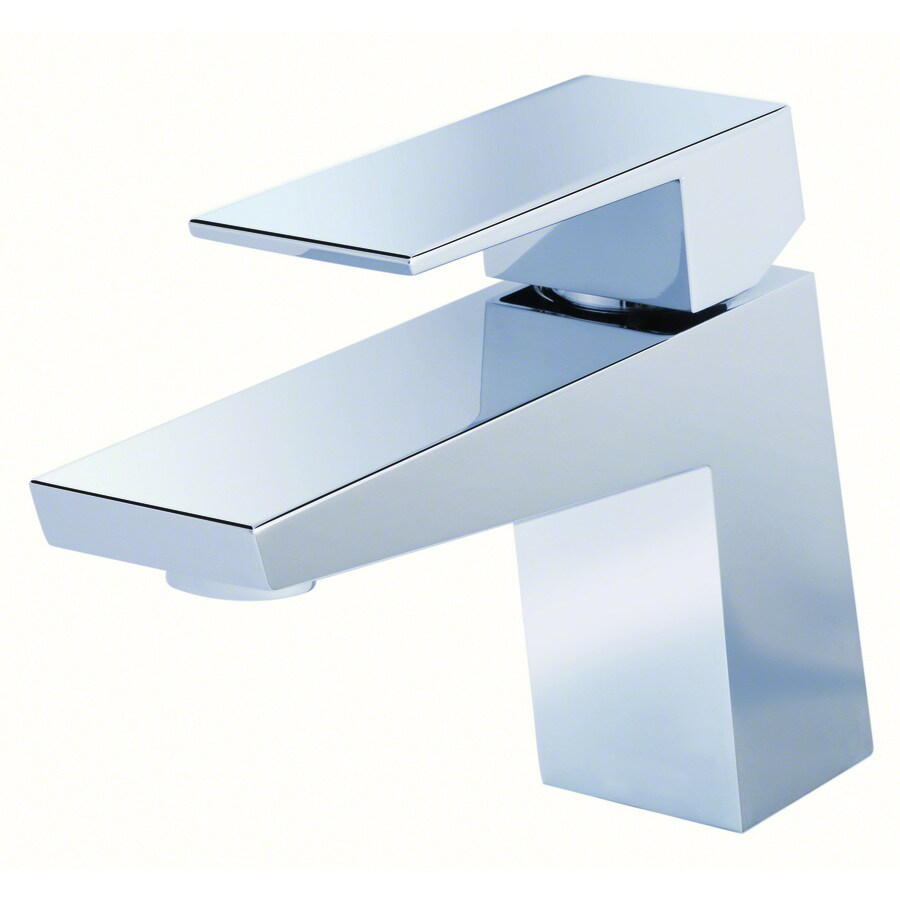 Danze Mid-Town Chrome 1-Handle Single Hole WaterSense Bathroom Faucet