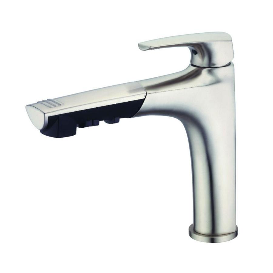 Danze Taju Stainless Steel 1-Handle Pull-Out Kitchen Faucet