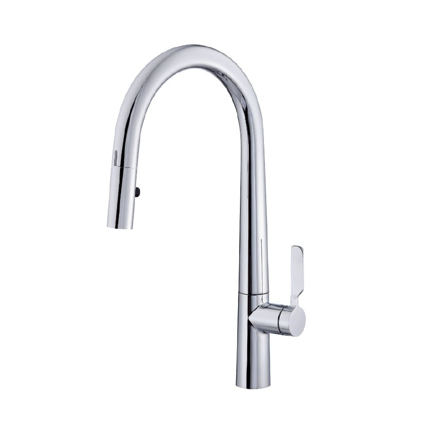 Danze Did-U-Wave Chrome 1-Handle Pull-Down Sink/Counter Mount Touchless Kitchen Faucet