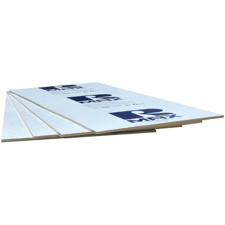 Rmax R-Matte Plus-3 R3.2 Faced Polyisocyanurate Foam Board Insulation (Common: 0.5-in x 4-ft x 8-ft; Actual: 0.5-in x 4-ft x 8-ft)