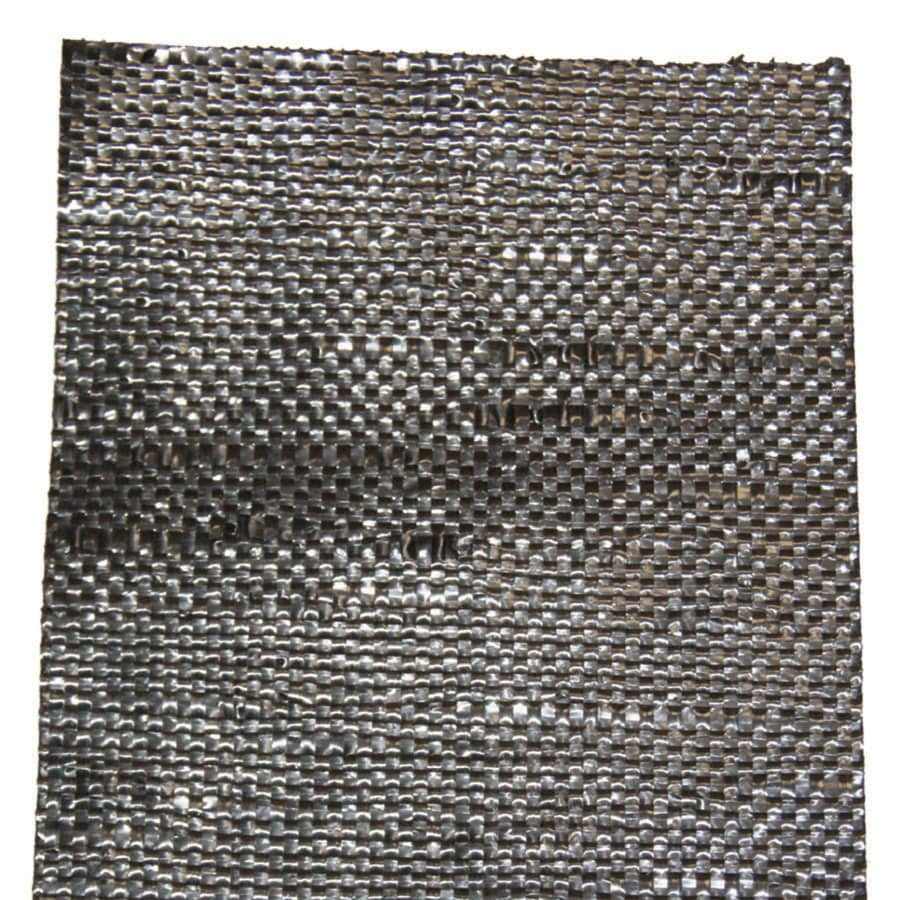 Hanes Geo Components 432-ft x 12.5-ft Black Woven Geotextile