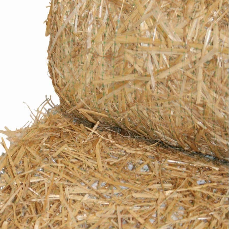 Hanes Geo Components 112.5-ft x 96-in Straw Biodegradable Single Net Blanket