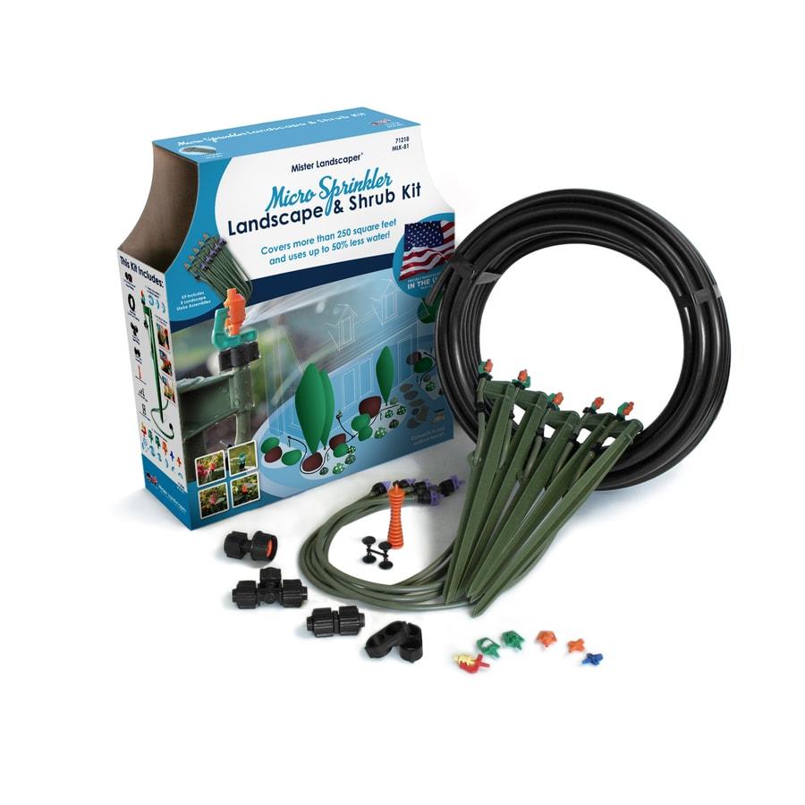 Shop Mister Landscaper Drip Irrigation Landscape Kit At