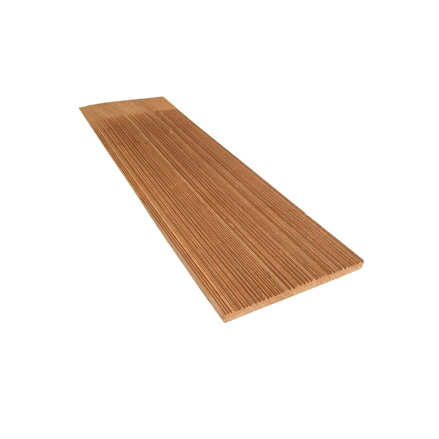 Natural Cedar Untreated Siding Shingles In The Wood Siding Shingles Department At Lowes Com