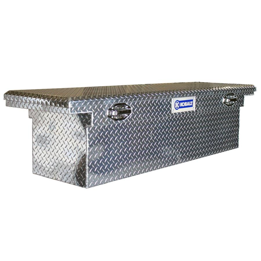 Shop Kobalt 69 In X 20 In X 19 In Raw Aluminum Full Size