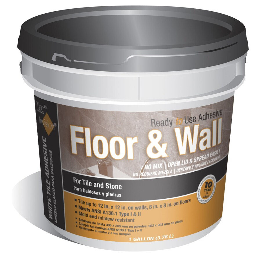 TEC 1-Gallon Trowel Tile Adhesive
