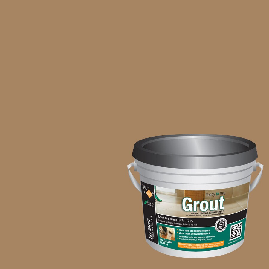 TEC Light Buff Sanded Premixed Grout