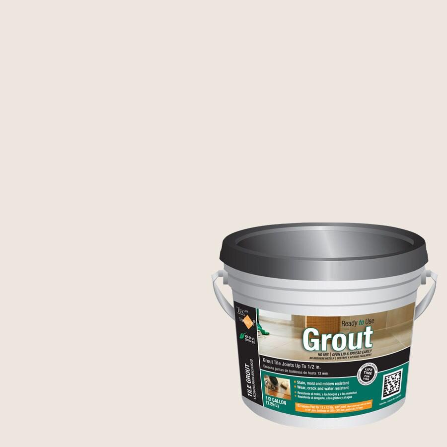 TEC 6.5-lb Pearl Sanded Premixed Grout