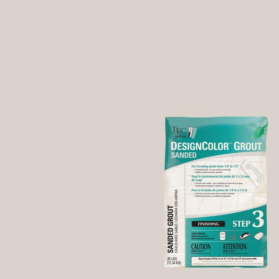 TEC 25-lb Silverado Sanded Powder Grout