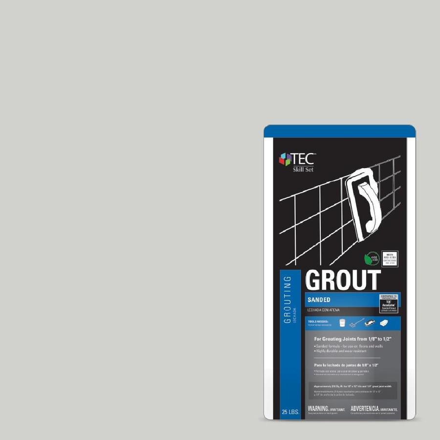 TEC Skill Set 25-lb Mist Sanded Powder Grout