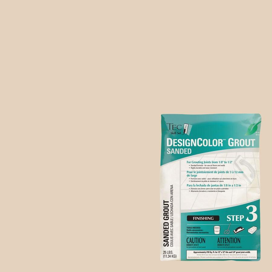 TEC Skill Set Kahlua Cream Sanded Powder Grout