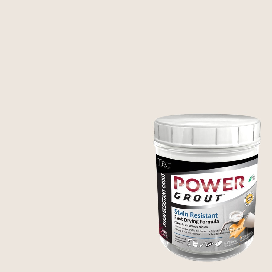TEC 5-lb Pearl Sanded Powder Grout