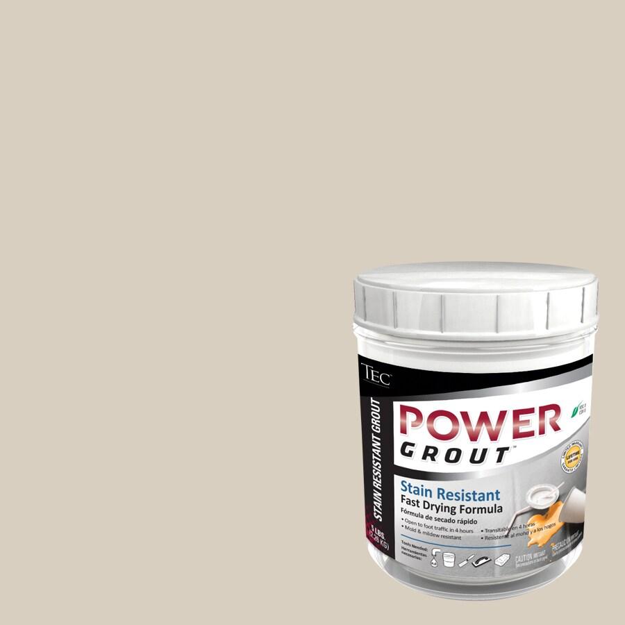 TEC 5-lb Antique White Sanded Powder Grout