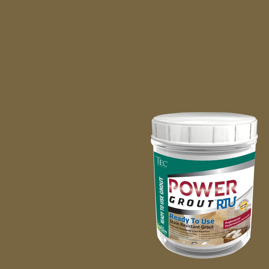 TEC 7-lb Summer Wheat Sanded Premixed Grout