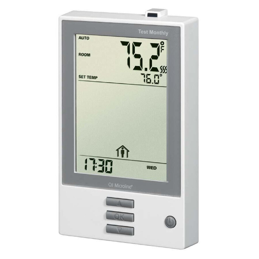 TEC 7-Day Programmable Thermostat