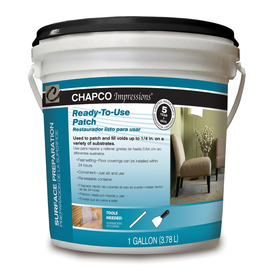 CHAPCO Impressions 1 Gallon Ready-To-Use Floor Patch