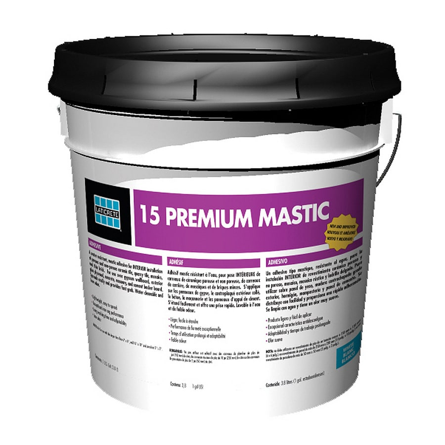 LATICRETE 1 lb White Latex Additives