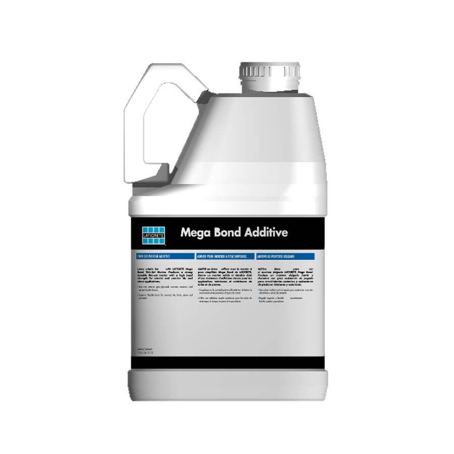 LATICRETE 7 lbs Clear Liquid Latex Additives