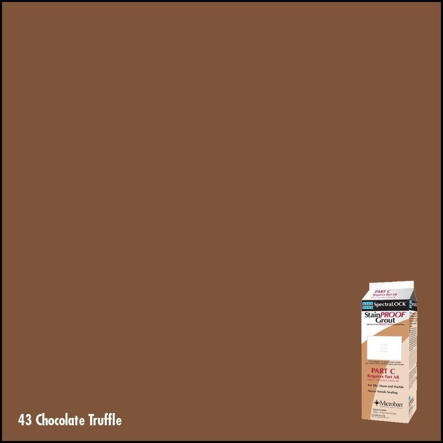 LATICRETE 2-1/4-lbs Chocolate Truffle Epoxy Grout