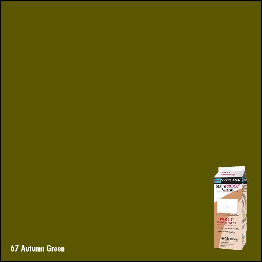 LATICRETE 2-1/4 lbs Autumn Green Epoxy Grout