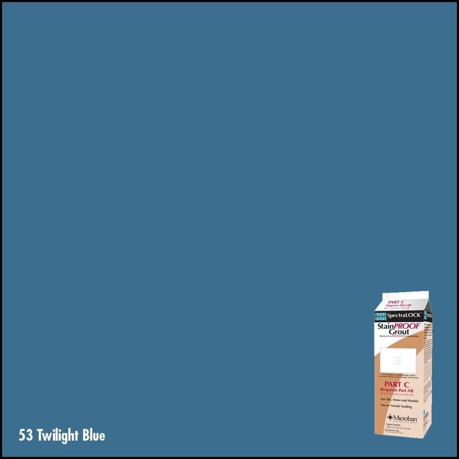 LATICRETE 2-1/4 lbs Twilight Blue Epoxy Powder Grout