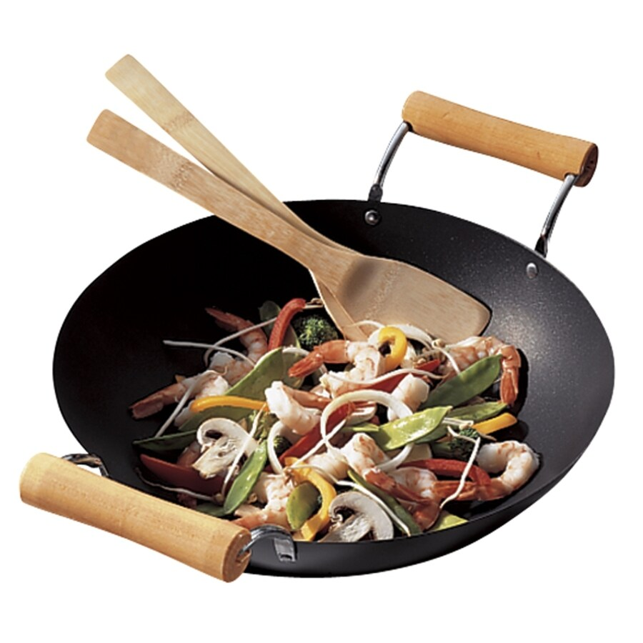 Whirlpool Flat Bottom Wok