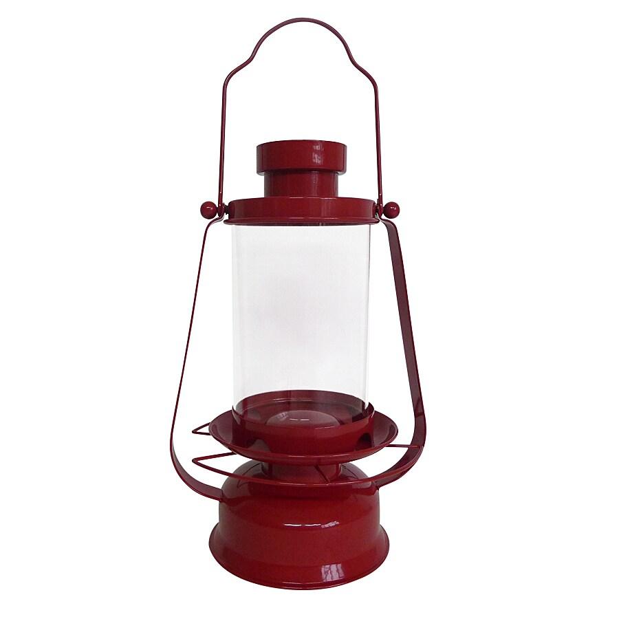 shop garden treasures metal hopper bird feeder at. Black Bedroom Furniture Sets. Home Design Ideas