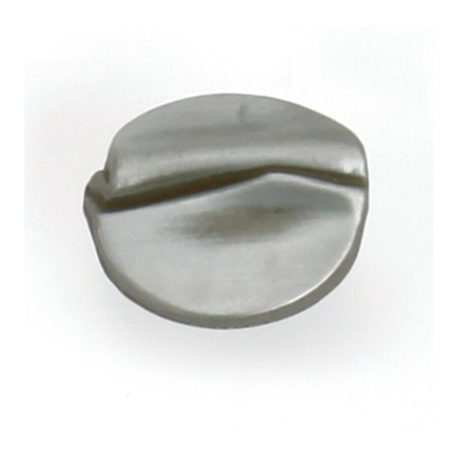 Laurey Stainless Steel Round Cabinet Knob