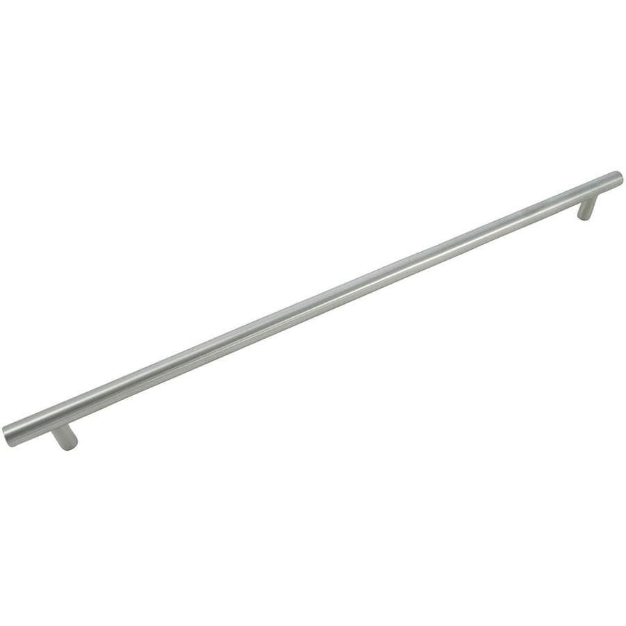 Laurey 384mm Center-to-Center Stainless Steel Melrose Bar Cabinet Pull