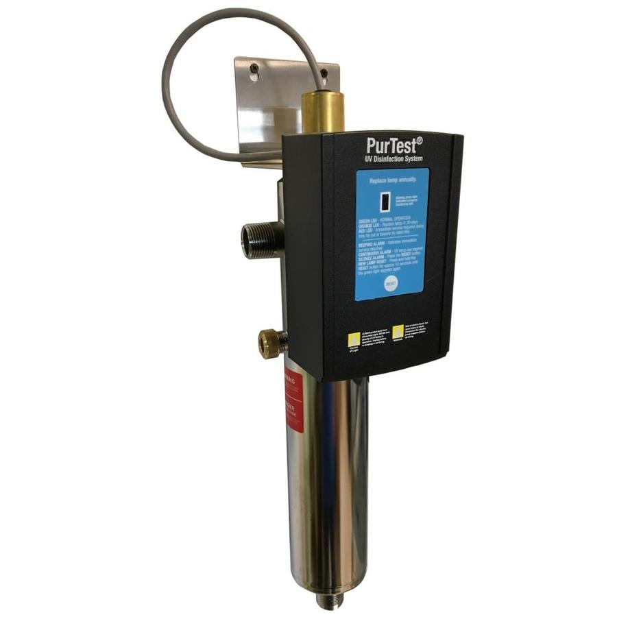 PurTest Whole House Complete Purification System