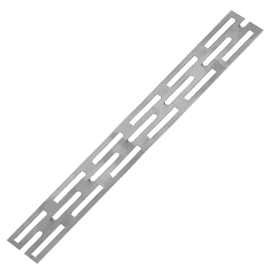 REDI2SET Mortar Installation System Accessory 10-Pack 16-in Steel Glass Block Framing Anchors