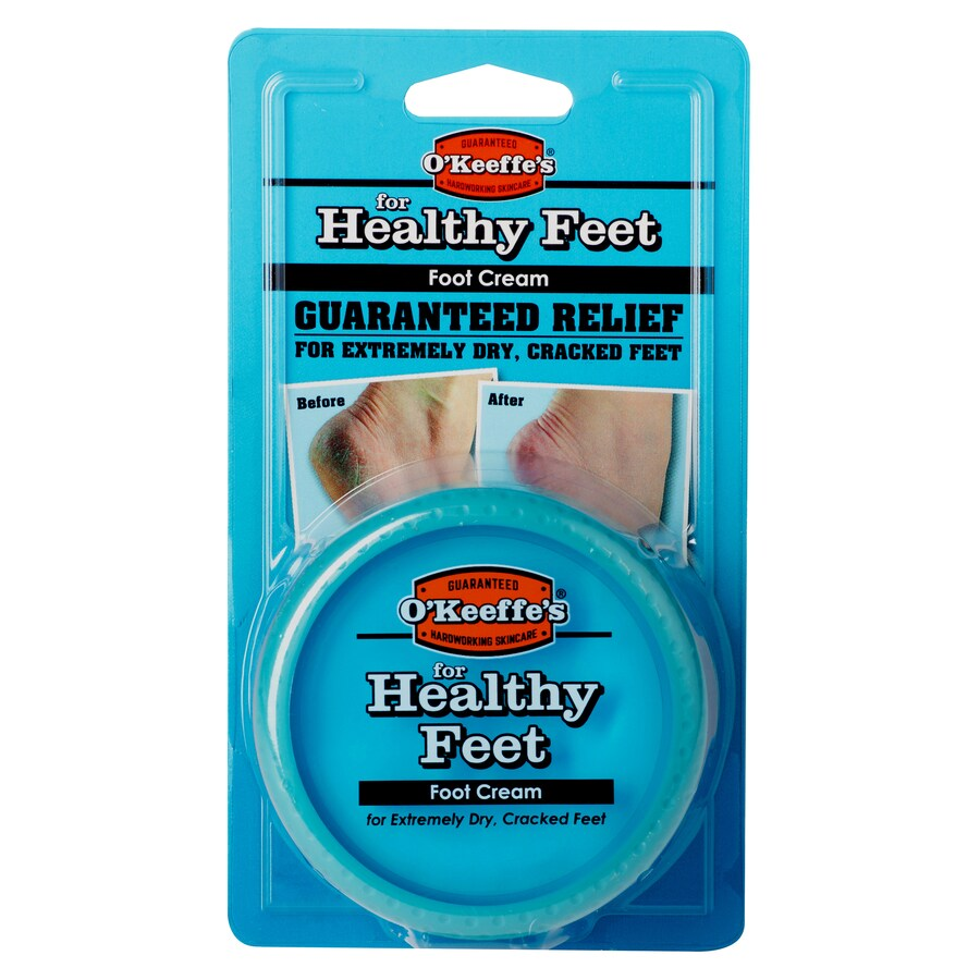 O'Keeffe's Healthy-ft 3.2-oz Hypoallergenic Foot Cream