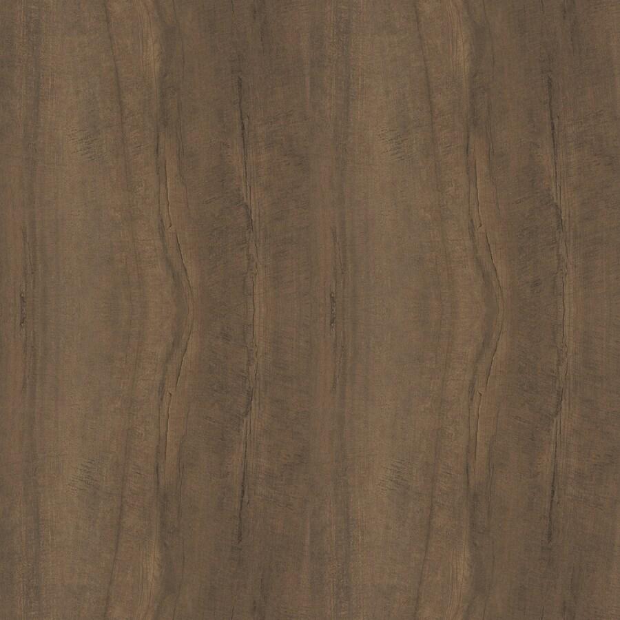 Formica Brand Laminate Oxidized Beamwood in Natural Grain Laminate Kitchen Countertop Sample
