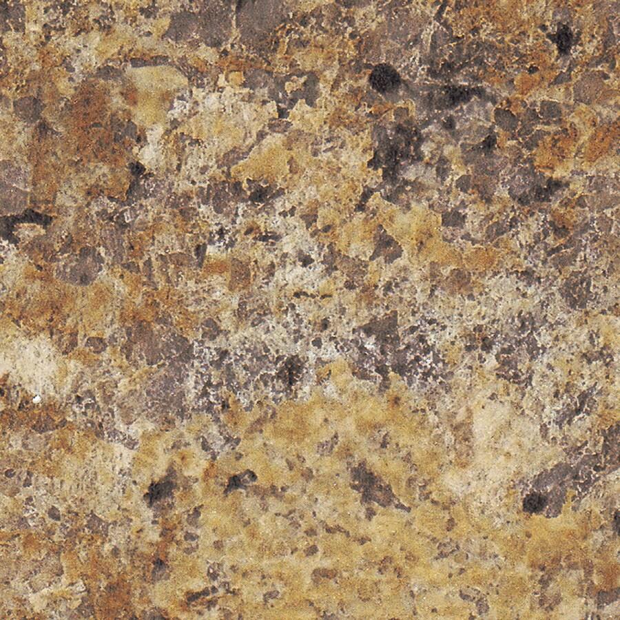 Shop Formica Brand Laminate Butterum Granite Etchings Laminate Kitchen Countertop Sample At