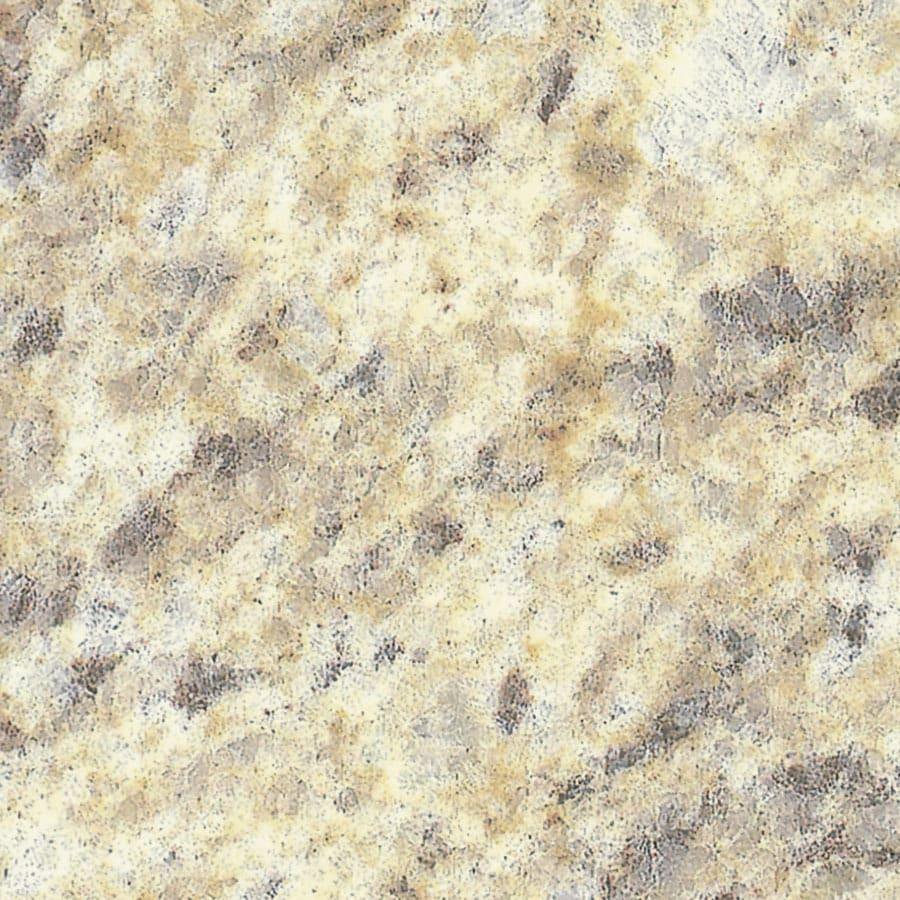 Shop Formica Brand Laminate Butterum Granite Etchings Laminate Kitchen Countertop Sample At: Shop Formica Brand Laminate Santa Cecilia Gold