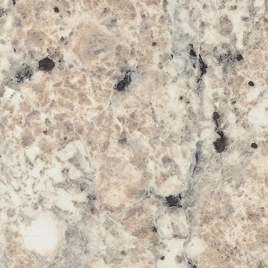 Formica Brand Laminate 48-in x 96-in Ouro Romano- Etchings Laminate Kitchen Countertop Sheet