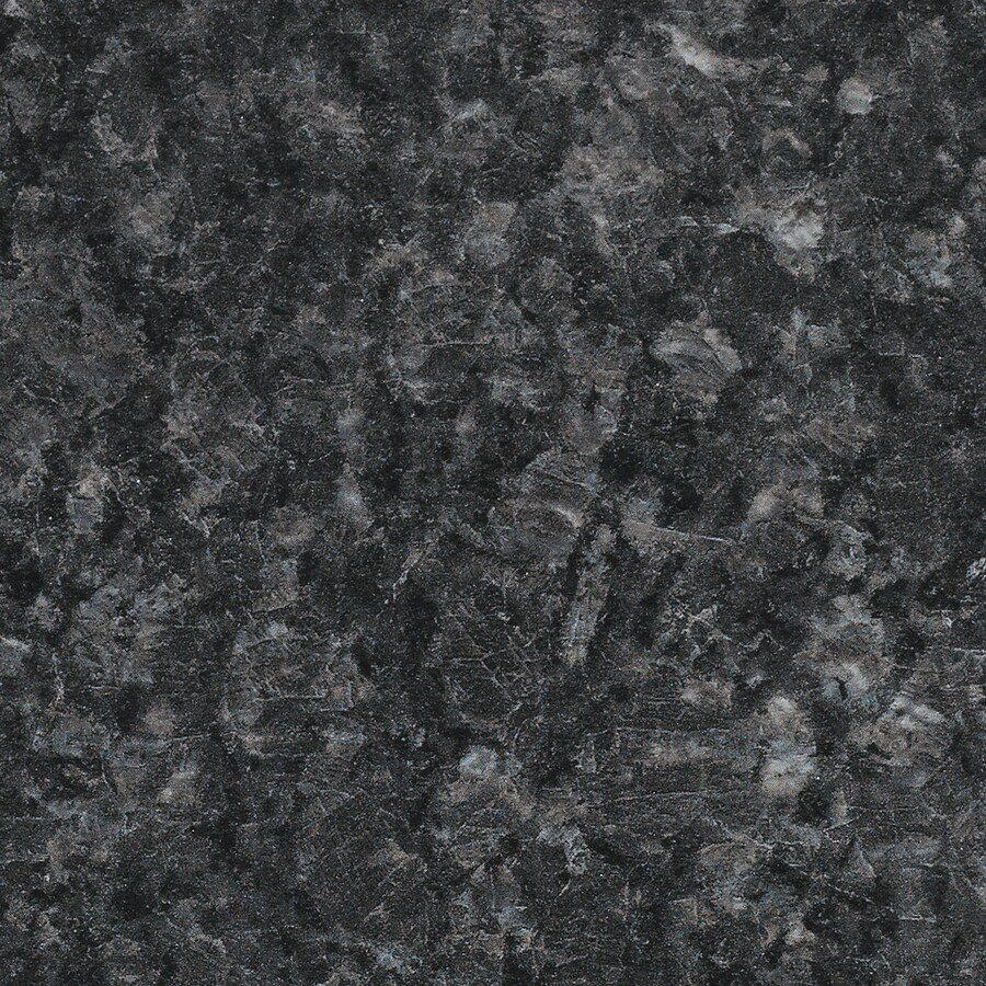 Formica Brand Laminate 48-in x 96-in Midnight Stone - Etchings Laminate Kitchen Countertop Sheet