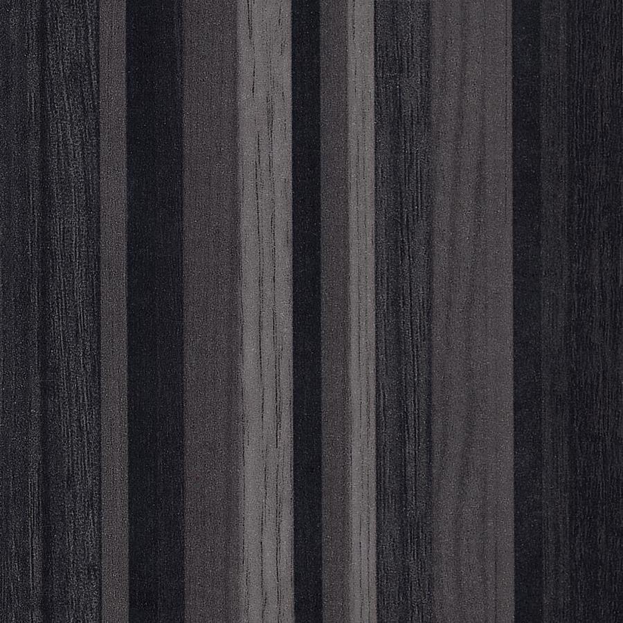 Formica Brand Laminate 30-in x 120-in Ebony Ribbonwood- Matte Laminate Kitchen Countertop Sheet