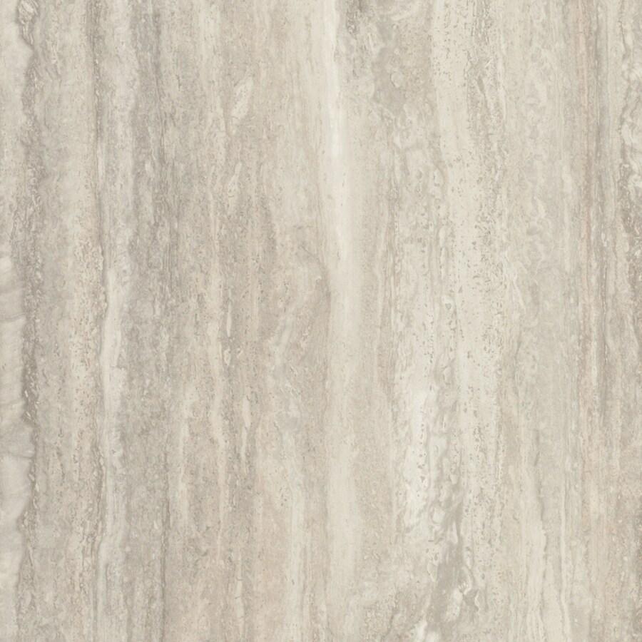 Formica Brand Laminate 48-in x 96-in Travertine Silver-Scovato Laminate Kitchen Countertop Sheet