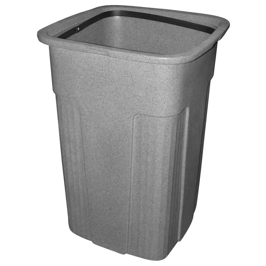 Toter 50-Gallon Indoor/Outdoor Garbage Can