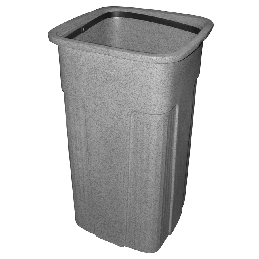 Toter 25-Gallon Indoor/Outdoor Garbage Can